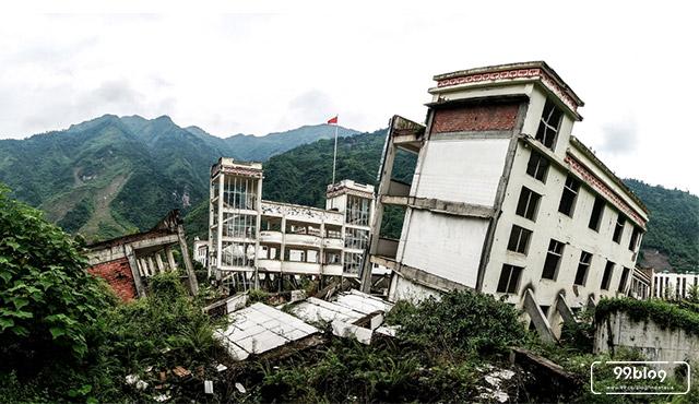 kota yang terancam gempa