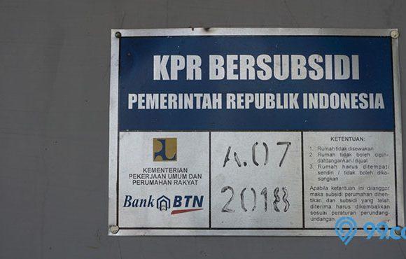 kpr subsidi