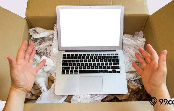 cara kredit laptop