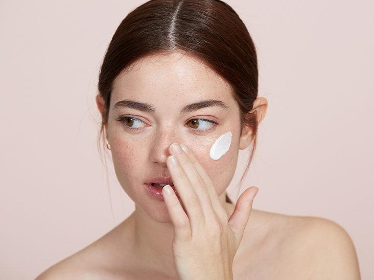 krim susu untuk wajah