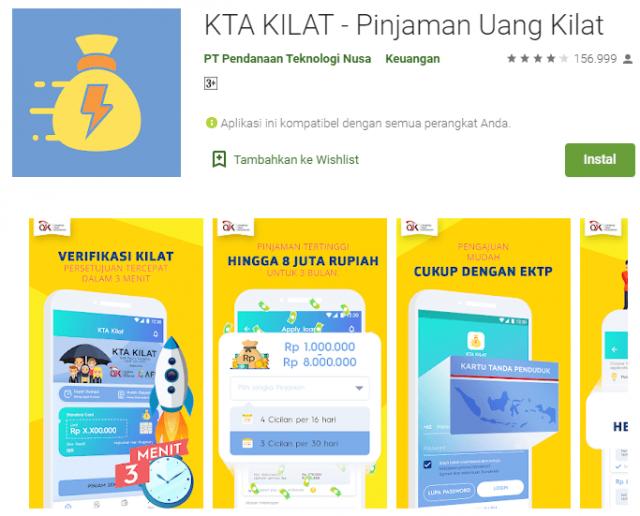 Pinjaman Online Tanpa Ribet Dan Cepat Cair, 5 Pinjaman ...