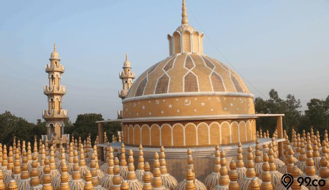 Fungsi dan Jenis Kubah Masjid, Sumber Kemegahan dan Kebesaran Agama Islam!