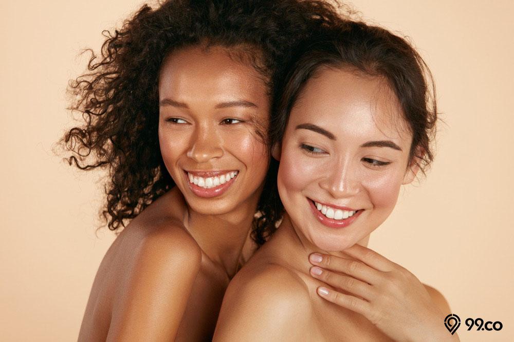 kulit bersih sehat
