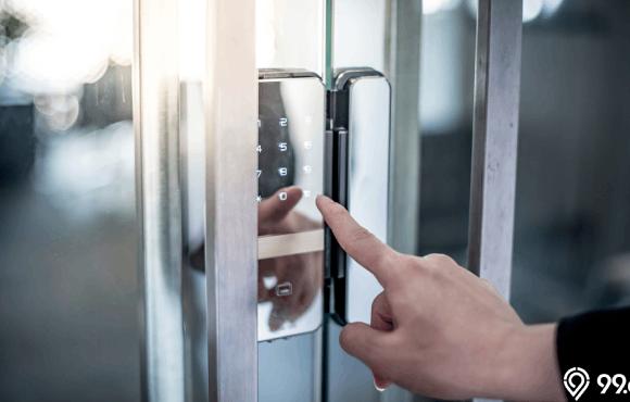 kunci pintu digital
