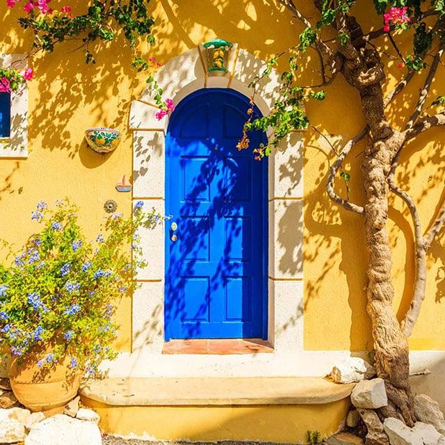 warna cat dinding luar rumah yang elegan