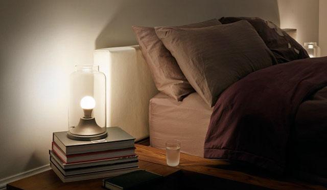 jenis lampu tidur