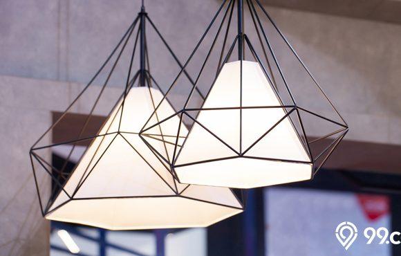 lampu hias gantung unik