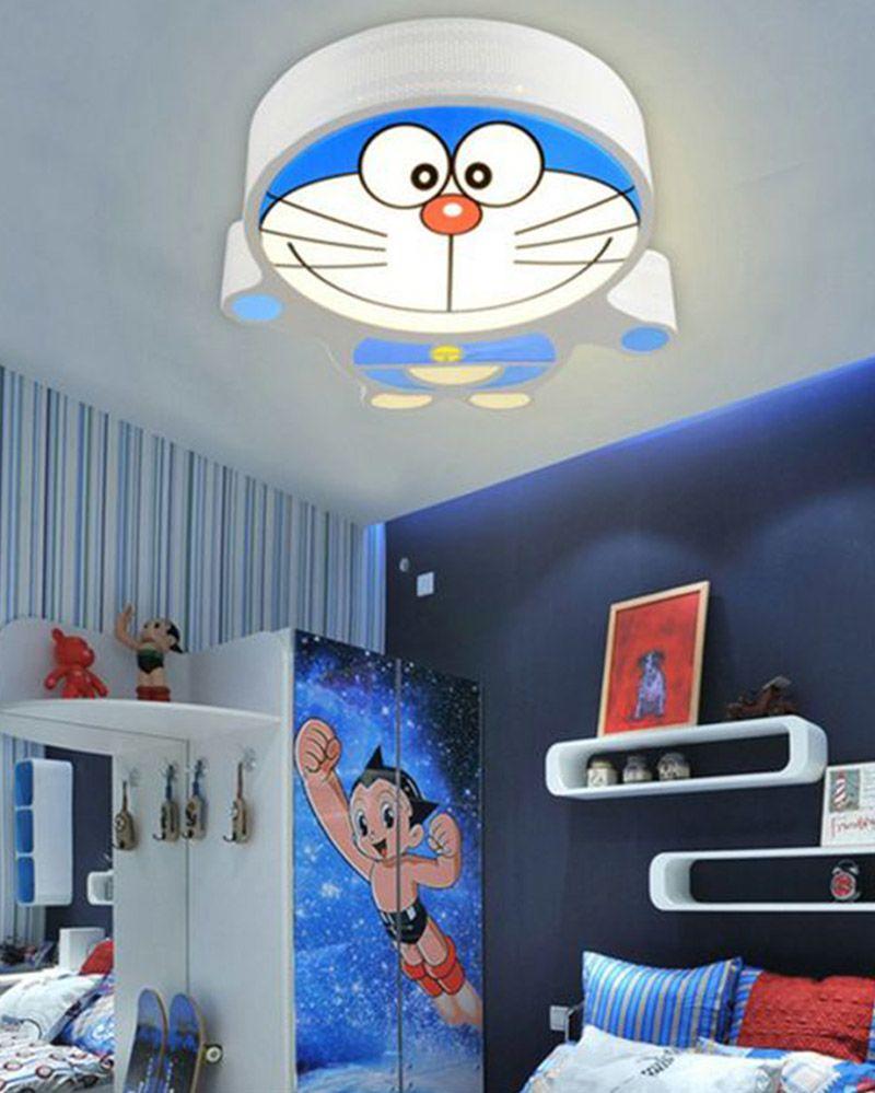 5 Inspirasi Dan Rekomendasi Dekorasi Kamar Doraemon Untuk Anak