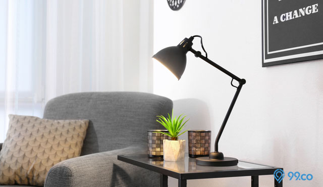 8 Desain Lampu Meja Terunik, dari Mirip Robot hingga Pompa Minyak