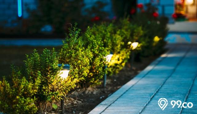 5 Tips Memilih & Menata Lampu Outdoor untuk Pencahayaan Taman yang Estetis
