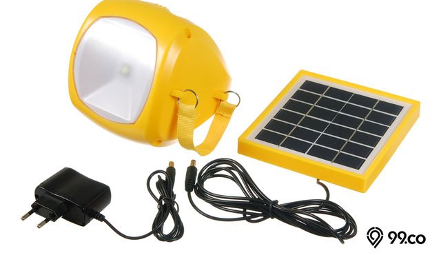 7 Rekomendasi Merk Harga Lampu Tenaga Surya Hemat Energi