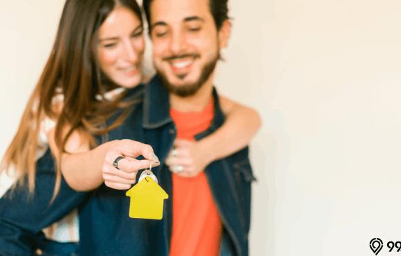 langkah memiliki rumah milenial