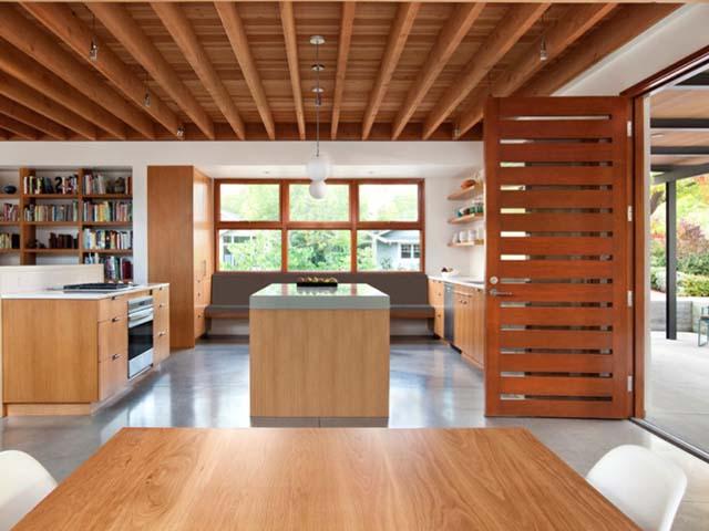 lantai dapur