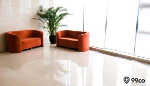 lantai plaster unik
