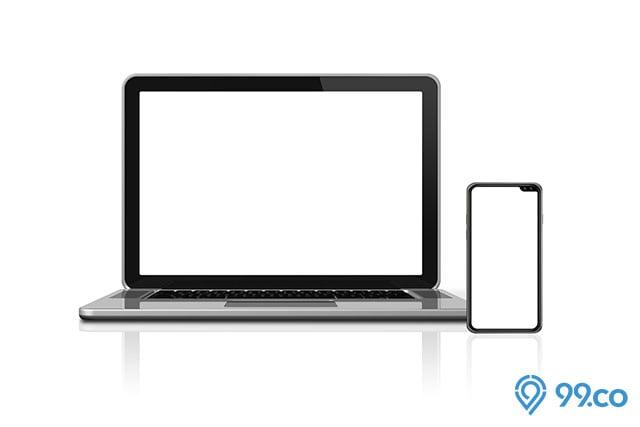 laptop dan hp