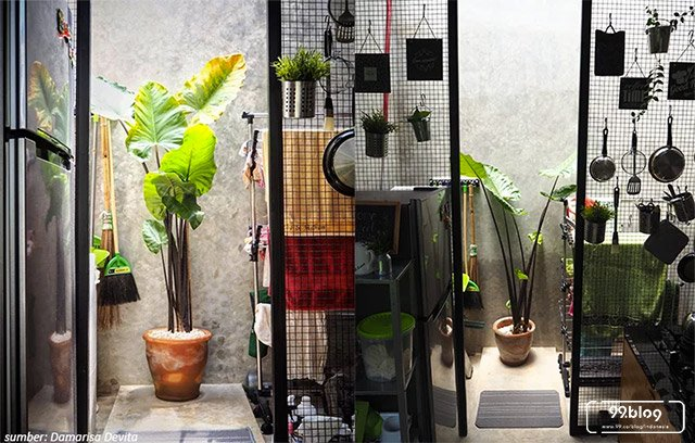 Inspirasi Laundry Room Kecil Ukuran 2 5 Meter Untuk Rumah Mungil