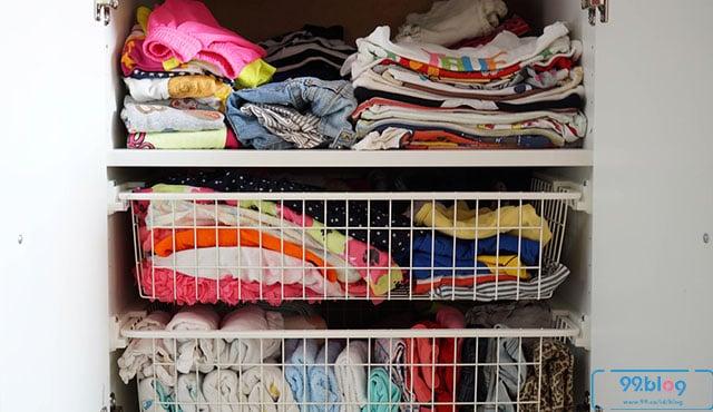 lemari baju anak