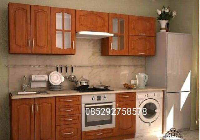 Desain Lemari Dapur Gantung Untuk Ruangan Rapi Ini 5 Desainnya