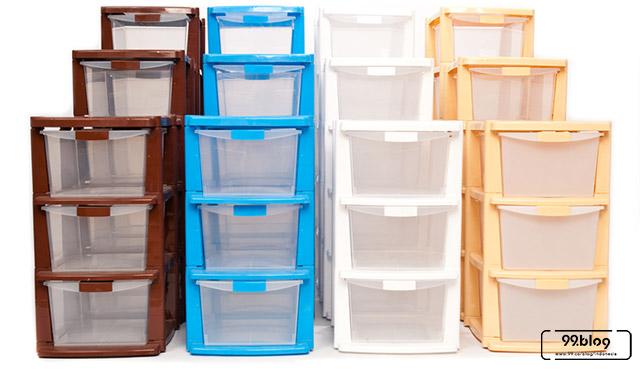 8 Cara Praktis Membersihkan & Merawat Lemari Plastik Supaya Tahan Lama