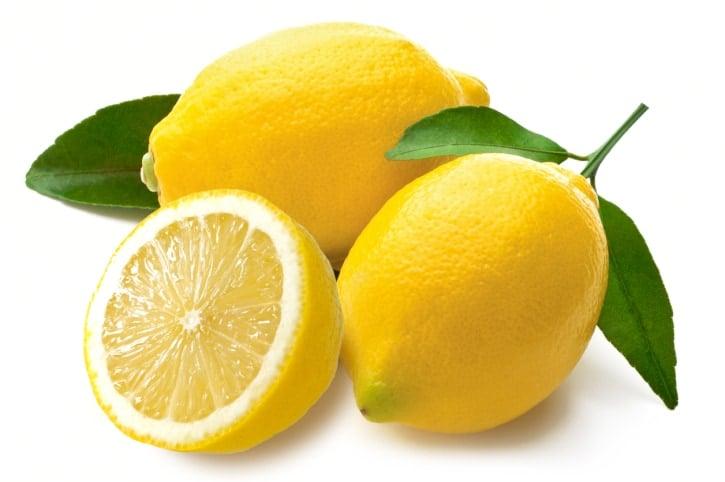 cairan pembersih tangan dari lemon