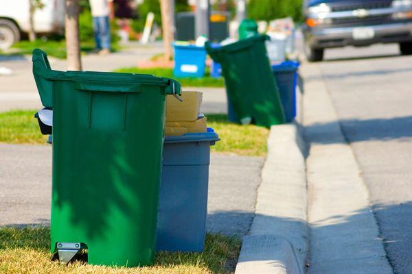 wadah tempat sampah