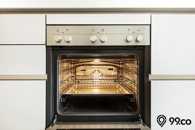 loyang besi untuk oven