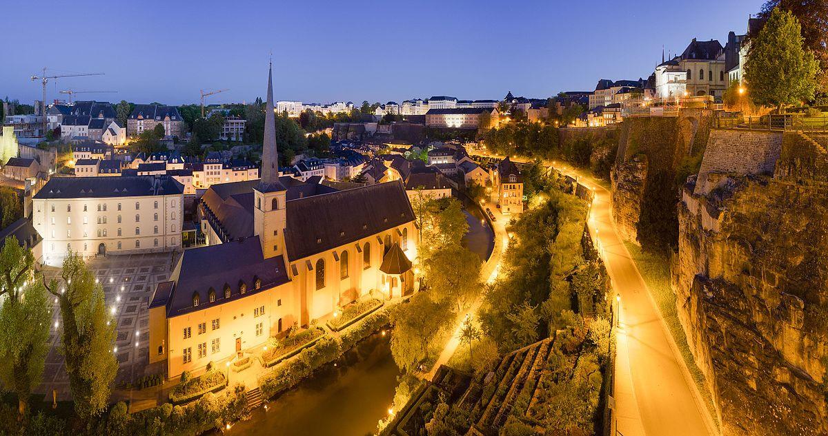 negara luksemburg