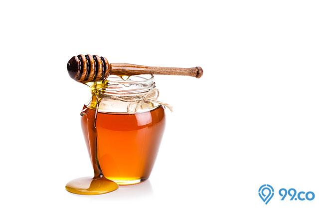 cara  mengobati sengatan lebah dengan madu