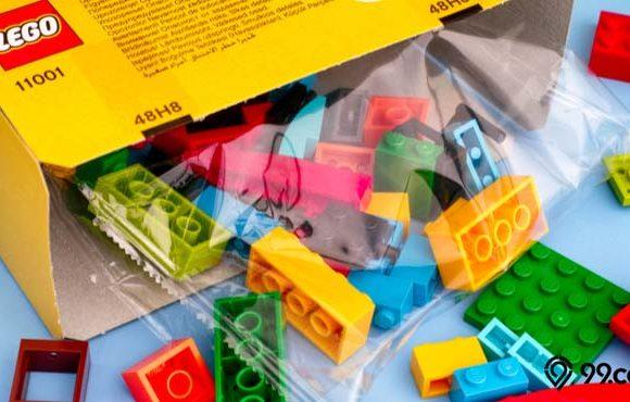 mainan lego untuk pernik rumah