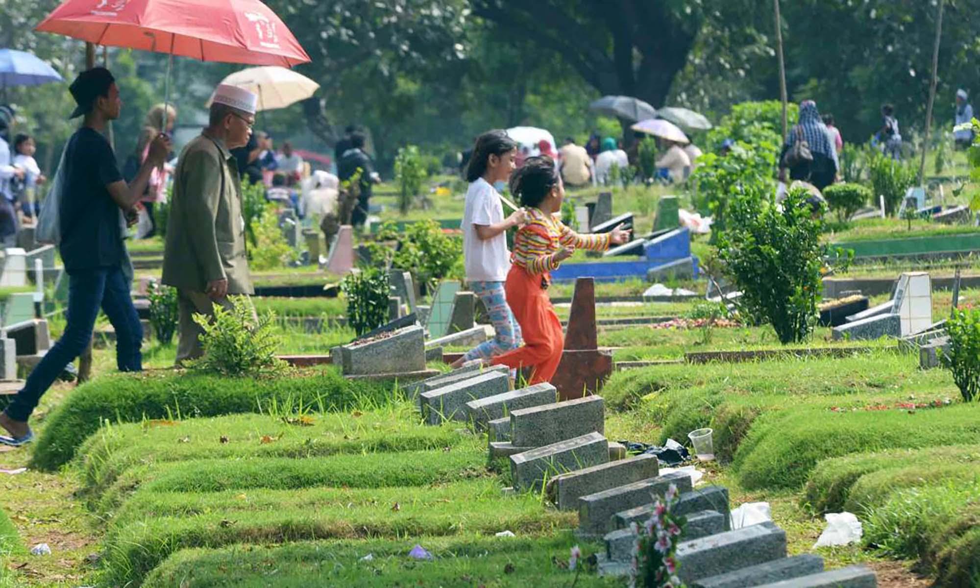 investasi tanah makam pribadi