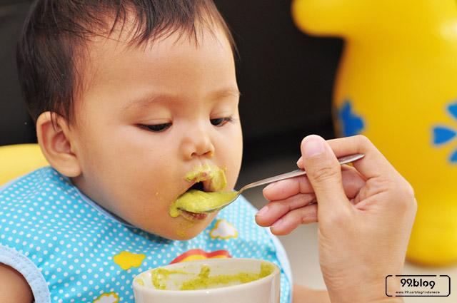 makanan anak diare