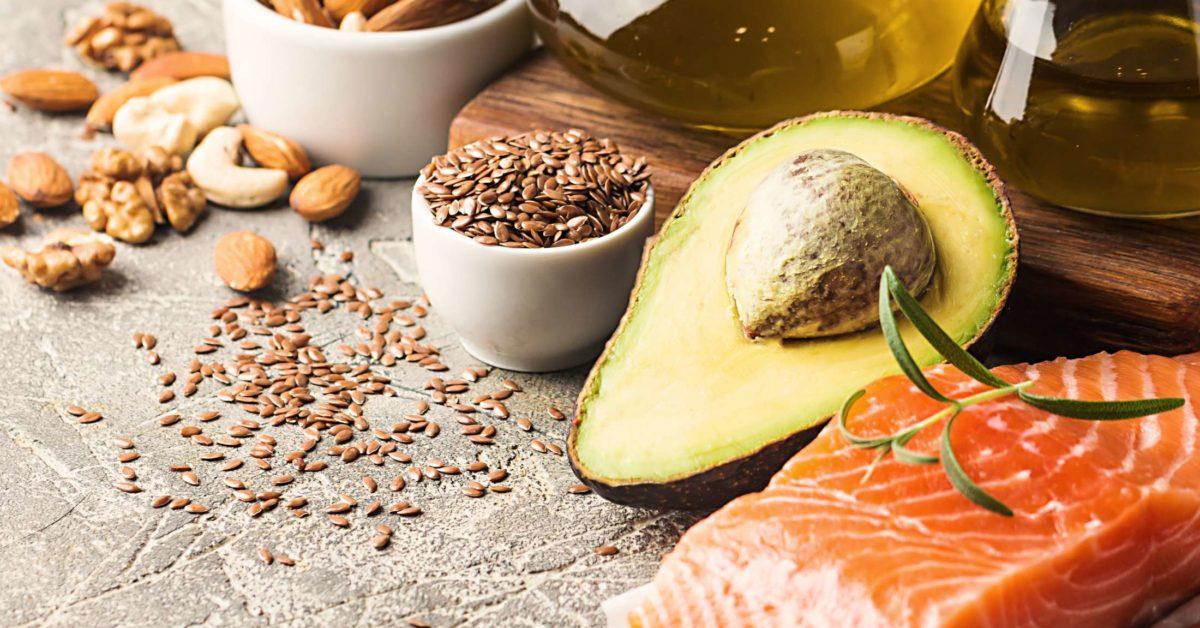 makanan lemak sehat