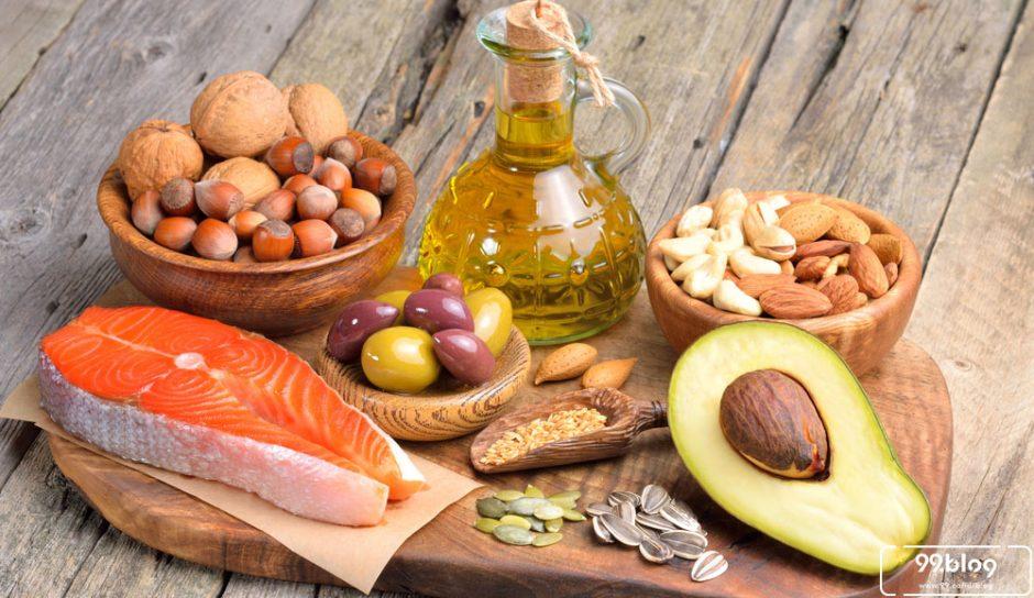 makanan penambah berat badan