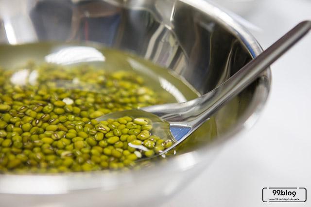 manfaat air rebusan kacang hijau