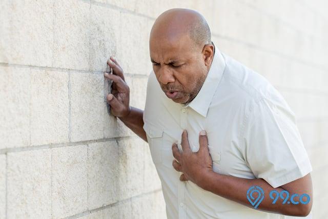 manfaat air kelapa untuk sakit jantung sakit dada