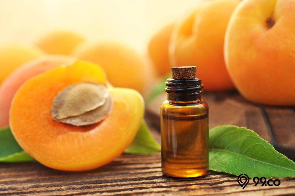manfaat apricot untuk rambut