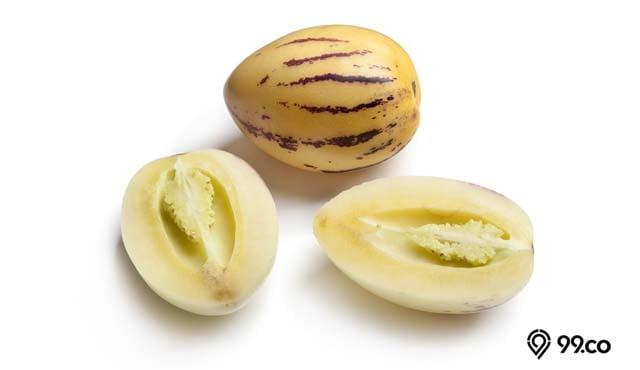 manfaat buah pepino