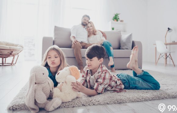 manfaat hidup rukun di rumah