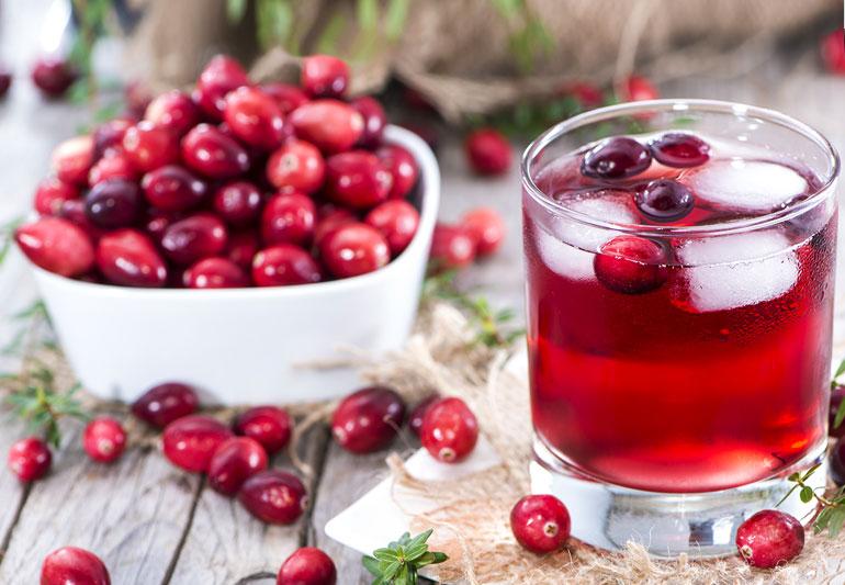 manfaat jus cranberry untuk wajah lembab