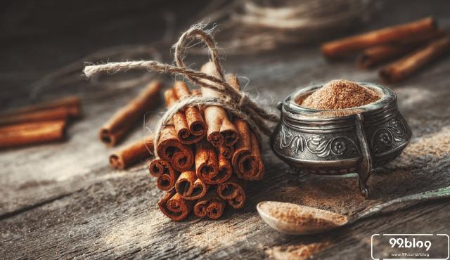manfaat kayu manis