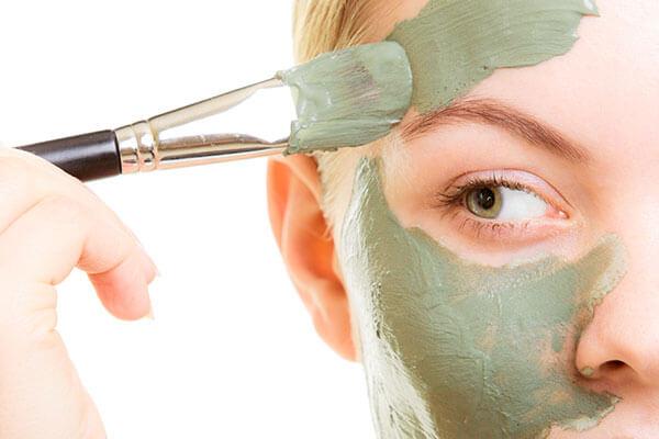 manfaat masker spirulina organik