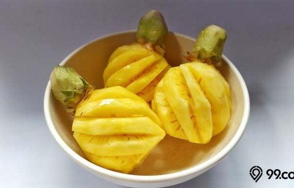 manfaat nanas madu