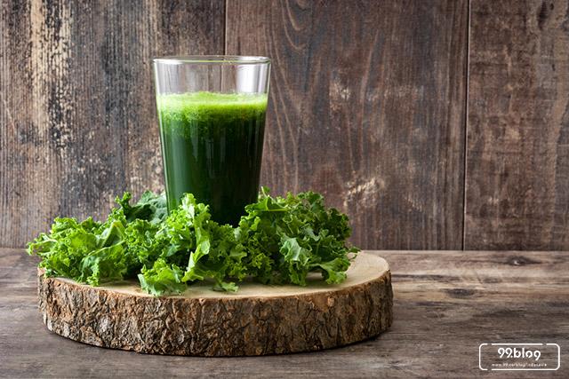manfaat sayur kale