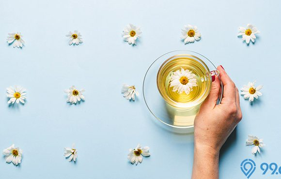 manfaat teh chammomile