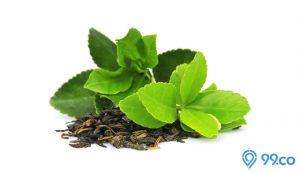 manfaat teh hijau untuk wajah