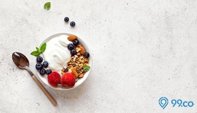 yogurt sebagai cemilan untuk diet