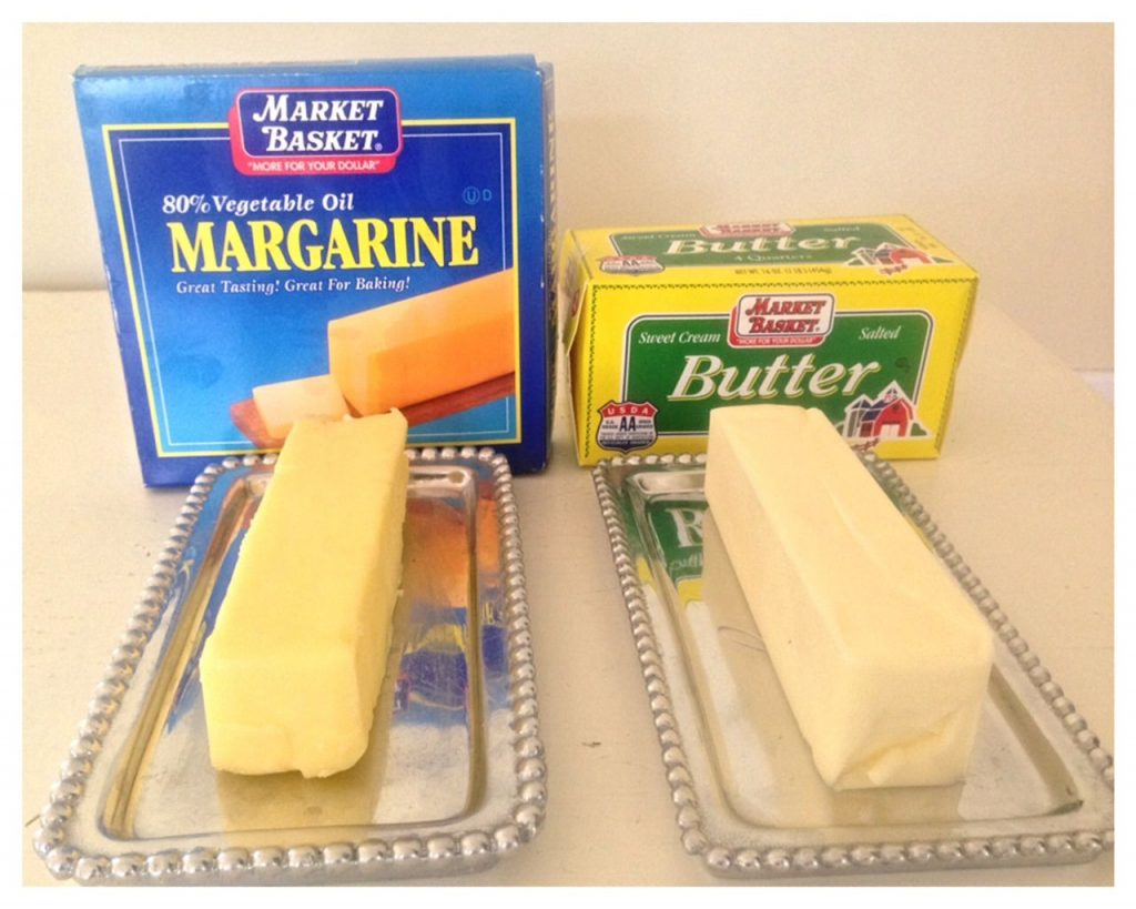 margarin vs mentega