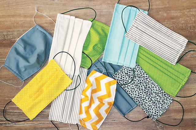 bisnis masker kain rumahan