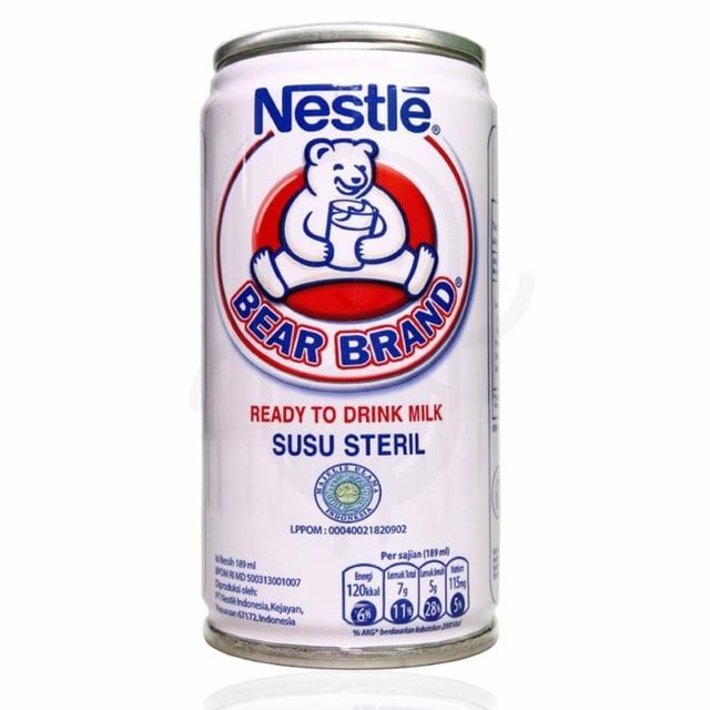 Susu Bear Brannd Untuk Penghilang Bekas Jerawat