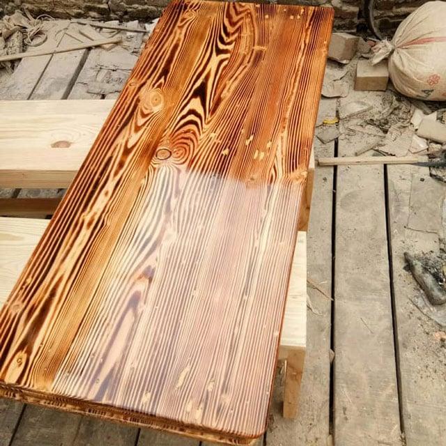 material kayu jati belanda